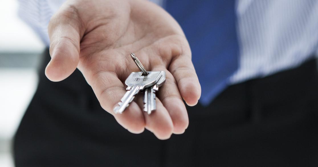 Controle de chaves